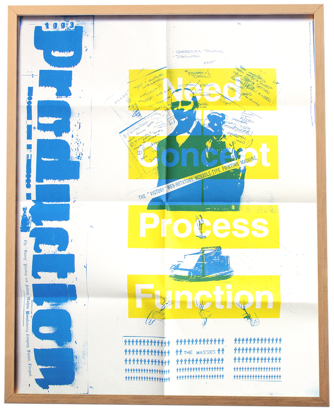 Production Poster 1993 : Funnel.tv | Eric Kass
