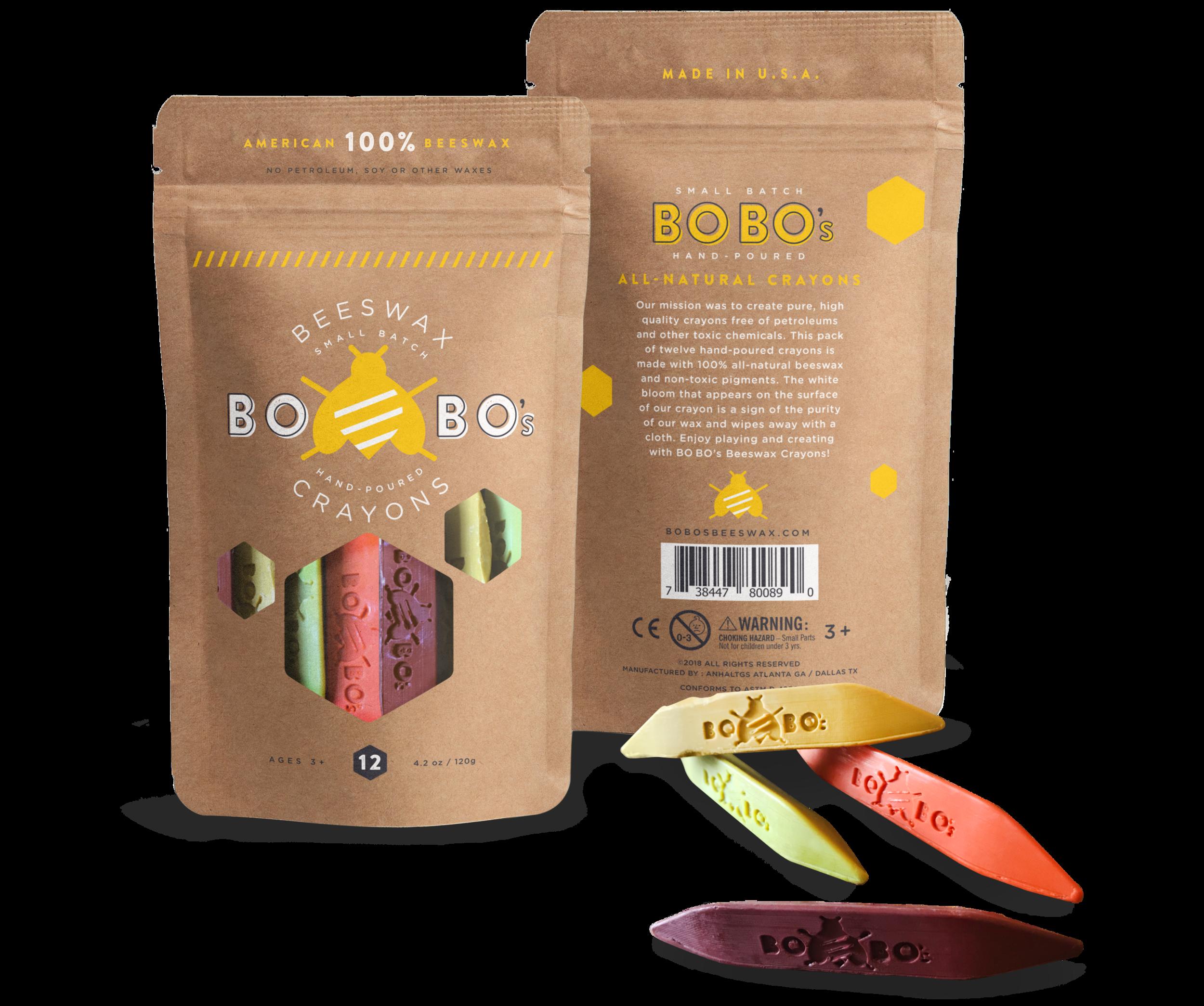 Bo Bo's Beeswax Crayons _ Funnel.tv | Eric Kass