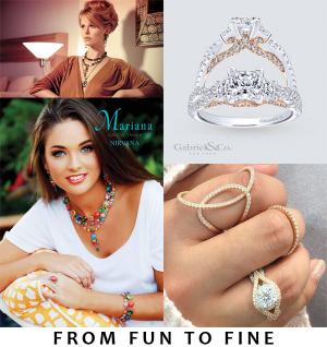 Gabriel and Marianna Jewelry