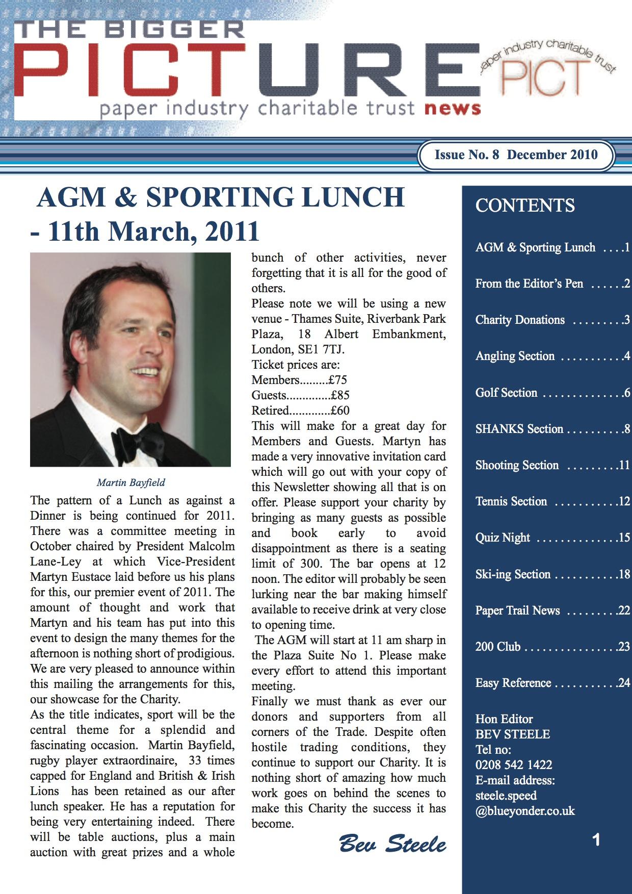 Issue 8 - December 2010