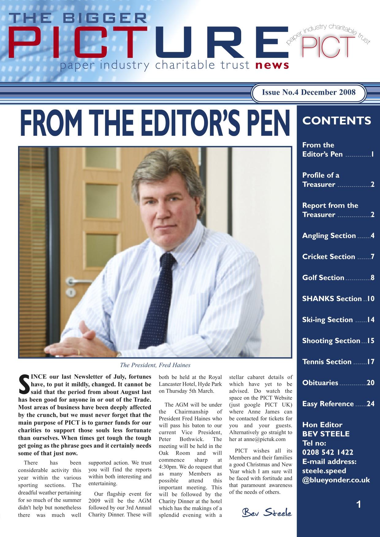Issue 4 - December 2008