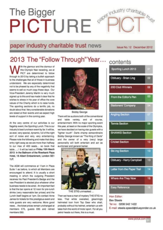Issue 12 - December 2012