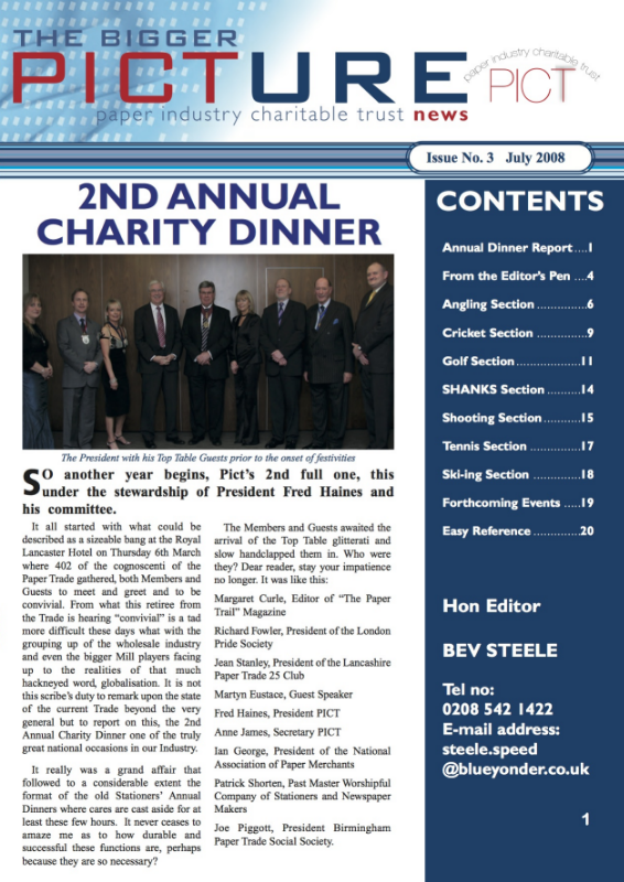 Issue 3 - July 2008