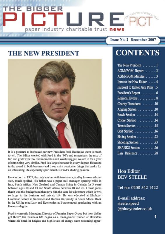 Issue 2 - December 2007