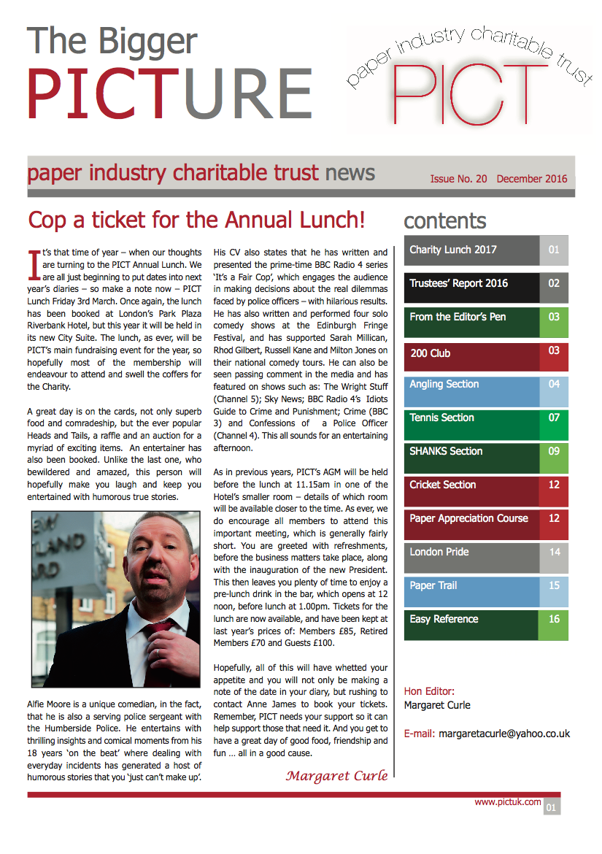 Issue 20 - December 2016