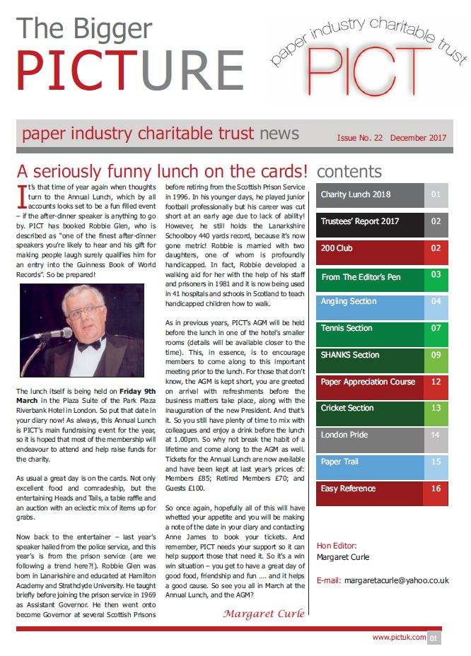 Issue 22 - December 2017
