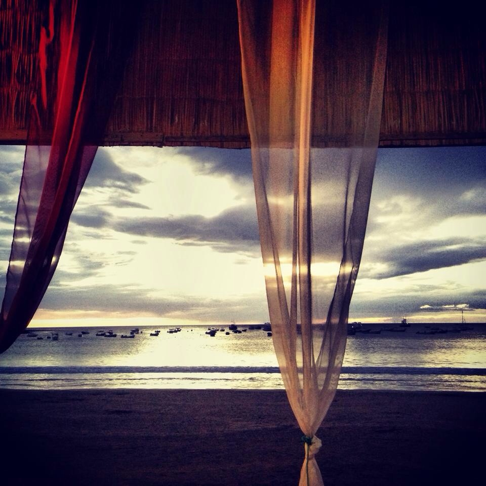 Last Sunset in Nicaragua  Photo: Olivia Christine