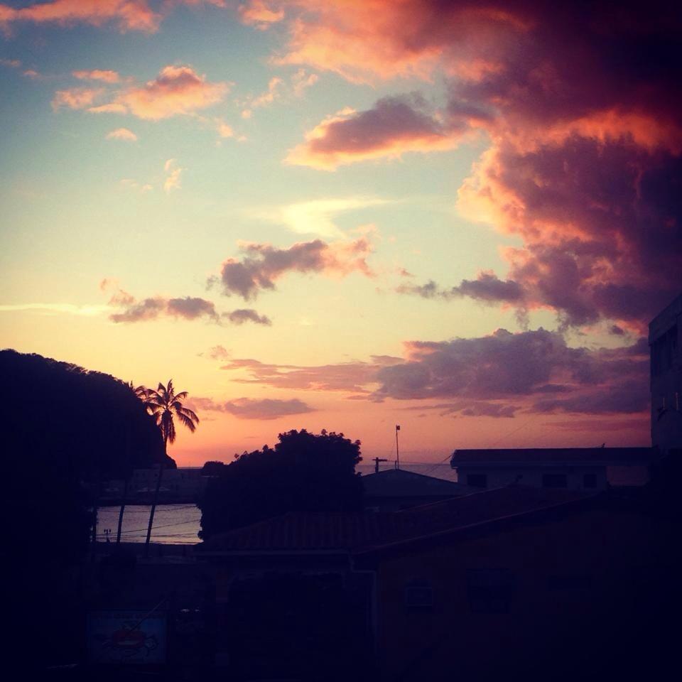 """The calm before the storm."" San Juan del Sur, Nicaragua  Photo: Olivia Christine"
