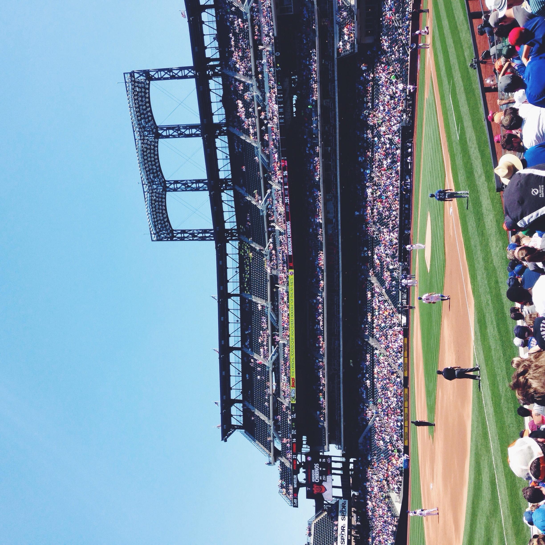 Mets vs. Rangers , Citi Field Photo: Olivia Christine