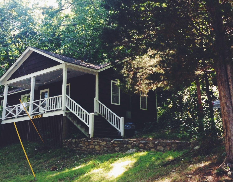 Juniper Cottage, Silver Bay YMCA Photo: Olivia Christine