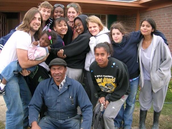 Hurricane Katrina Relief, 2006 Photo: Betsy Katz