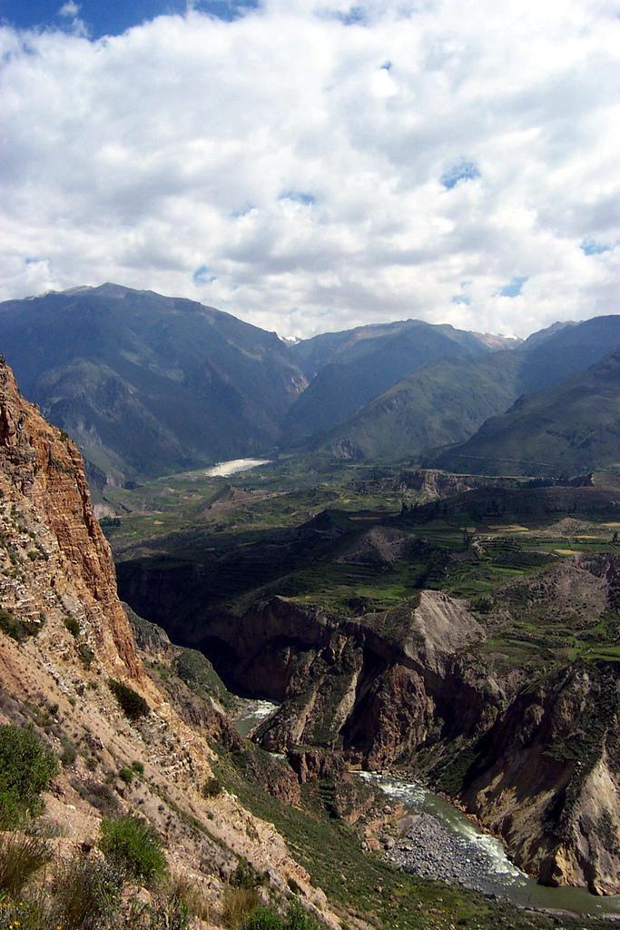 Cotahuasi Canyon //  Photo Credit: Flickr