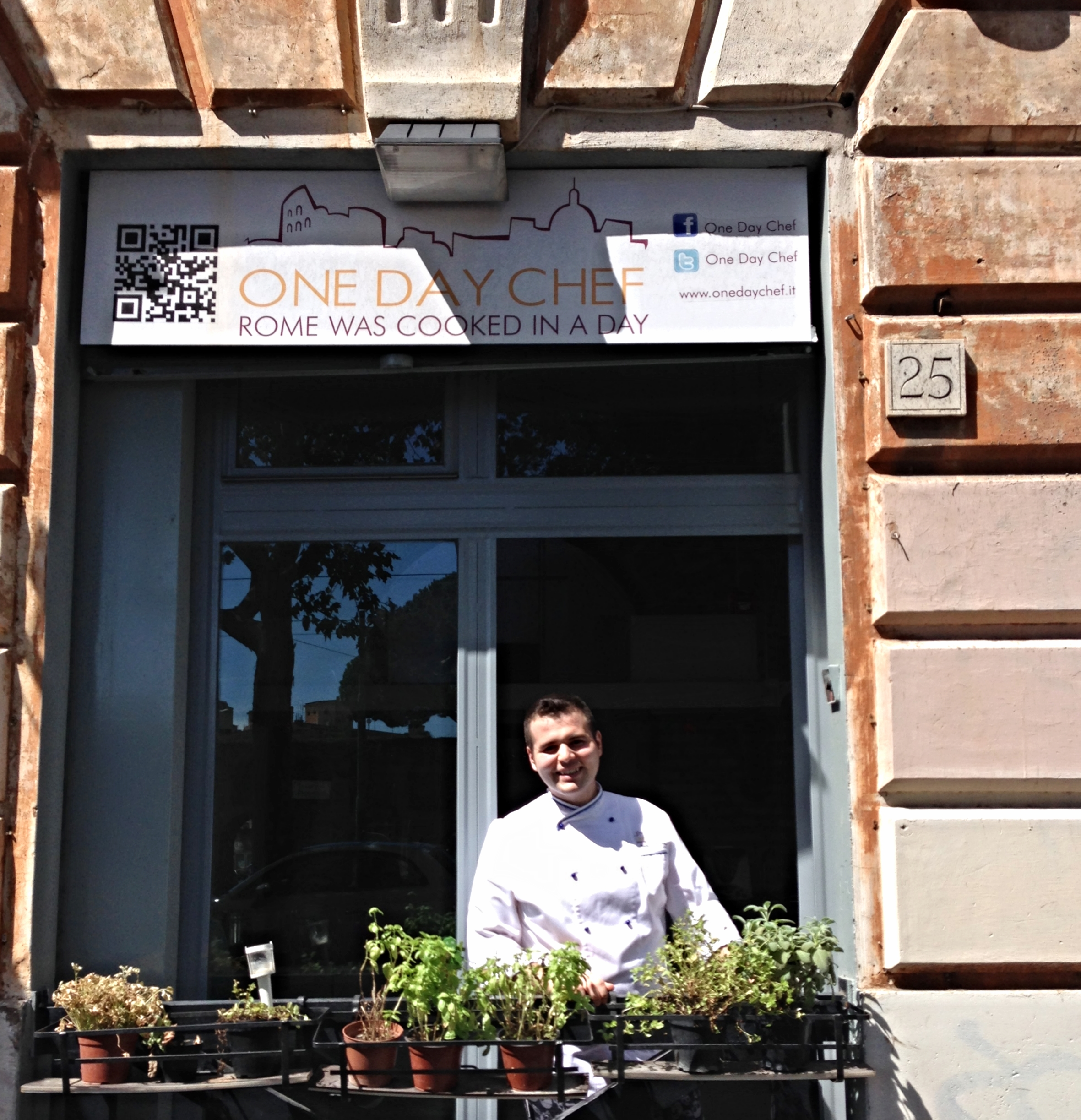 one-day-chef-matteo-review-ochristine-rome-italy