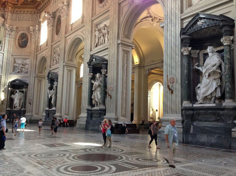 San Giovanni in Laterano - things to do in Rome - ochristine