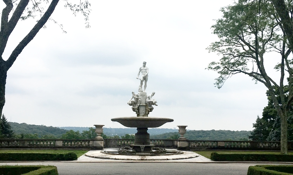 Rockefeller Estate - Kykuit Tours - Kykuit Mansion and Rockefeller Garden