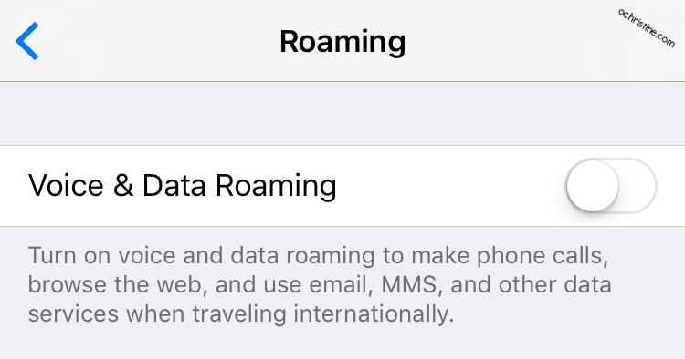 How to Activate Sprint's Free Global Roaming Plan For Your