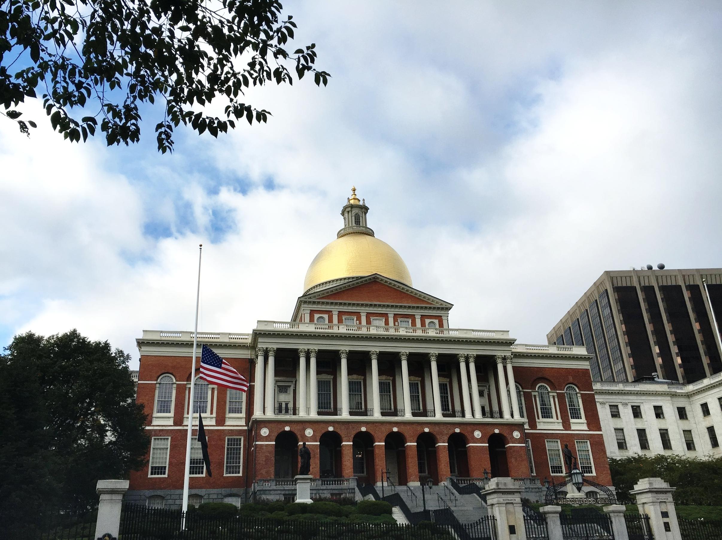 Photo: Massachusetts State House