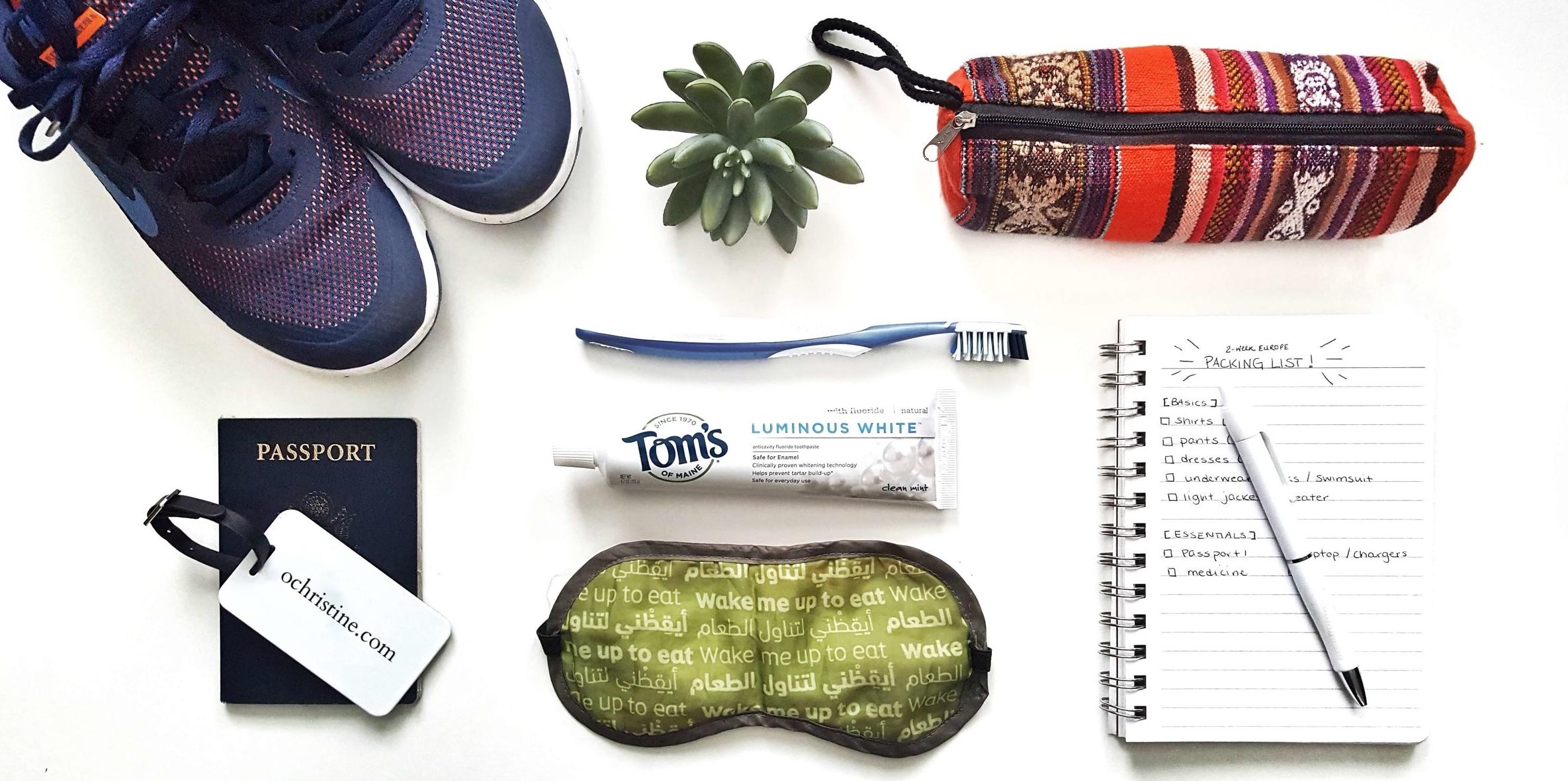 travel-wellness-packing-ochristine
