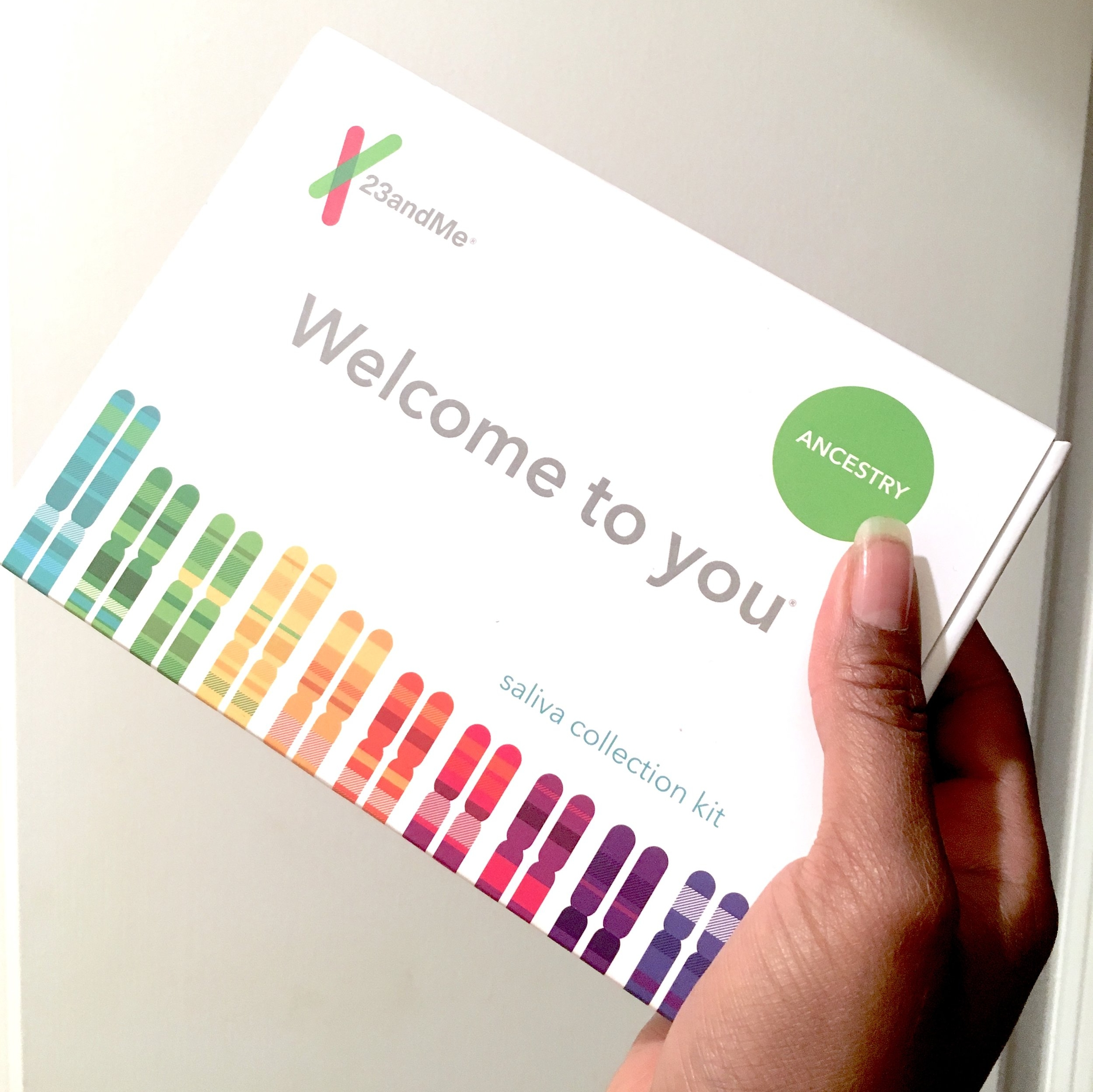 23andMe Ancestry Service: My surprising DNA results — O