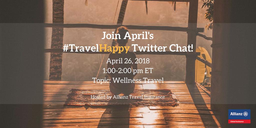 Twitter chat: 1-2pm ET, Thursday April 26th