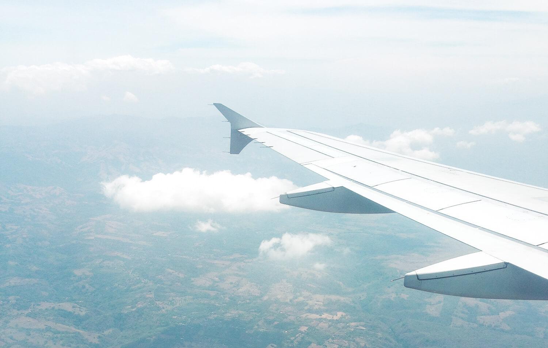 airplane view - ochristine
