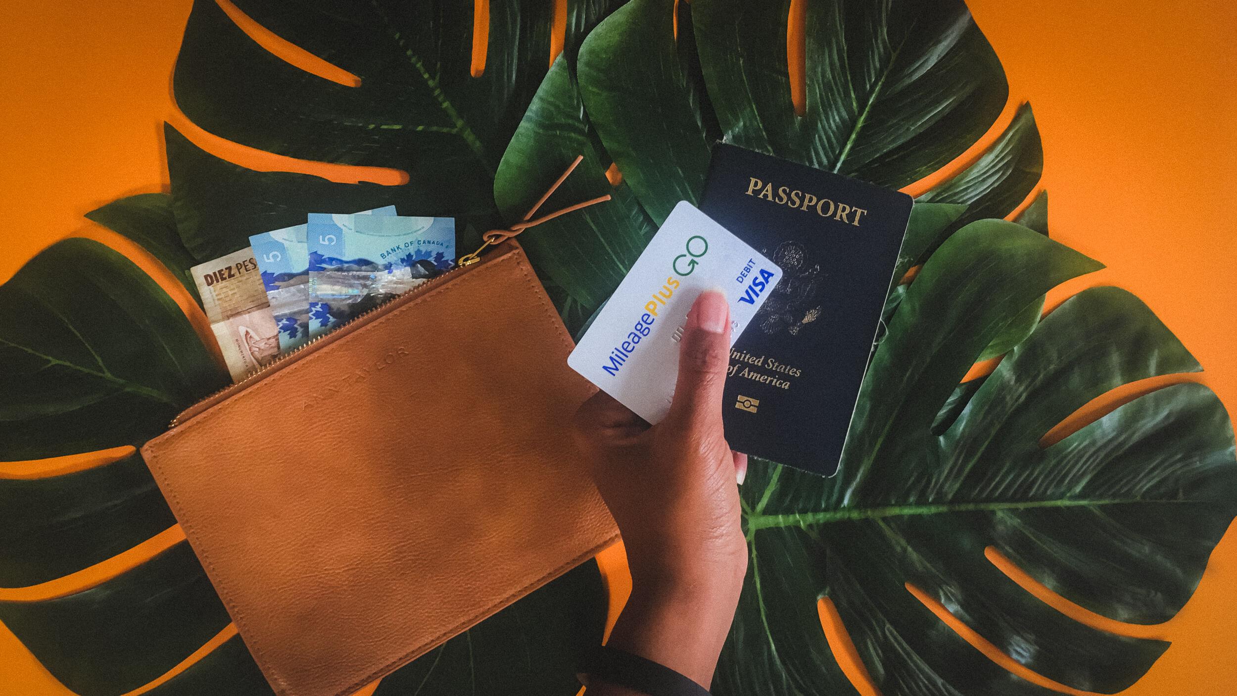 United MileagePlus GO Prepaid Card - ochristine