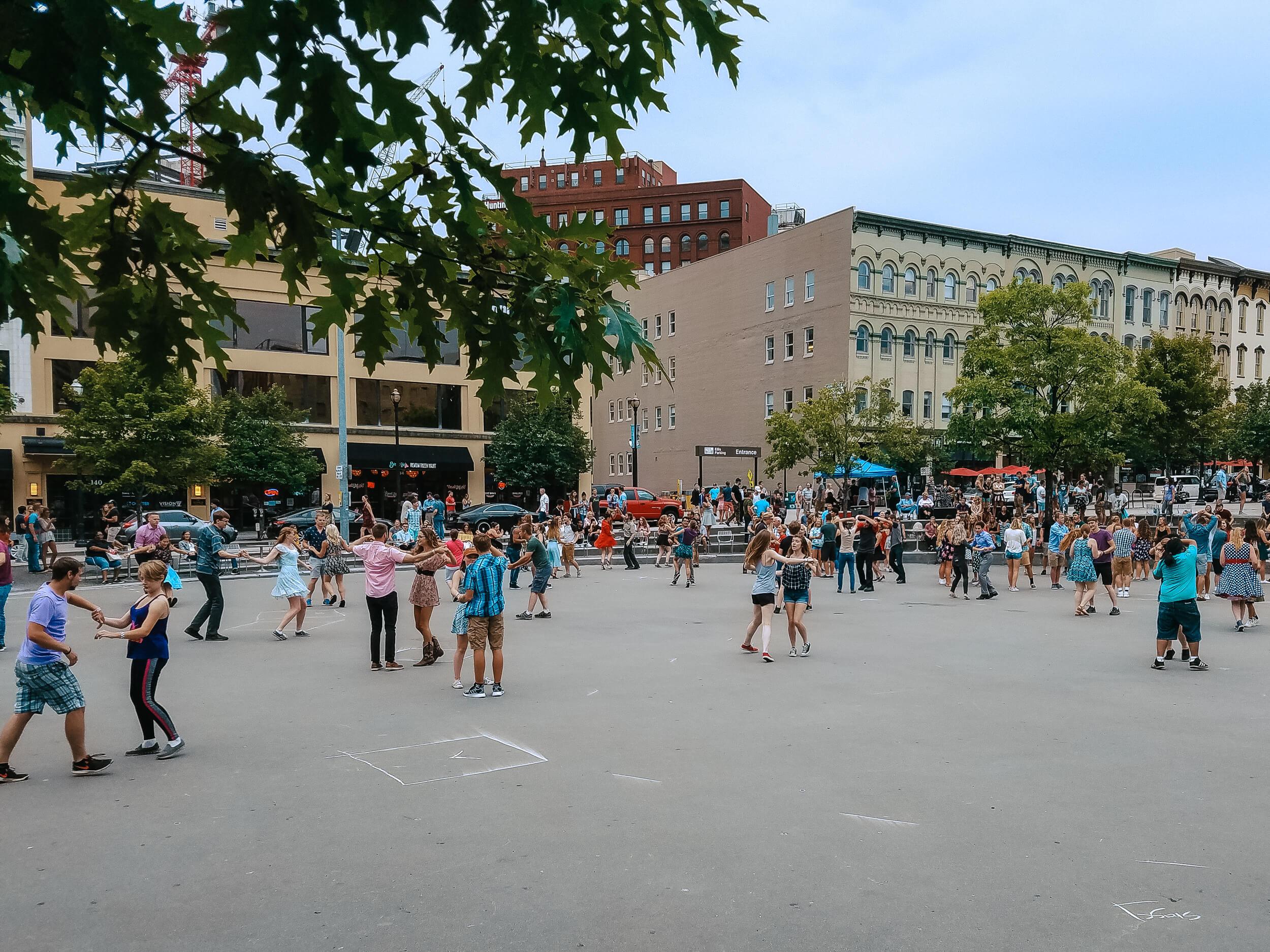 Swing Dance classes Grand Rapids