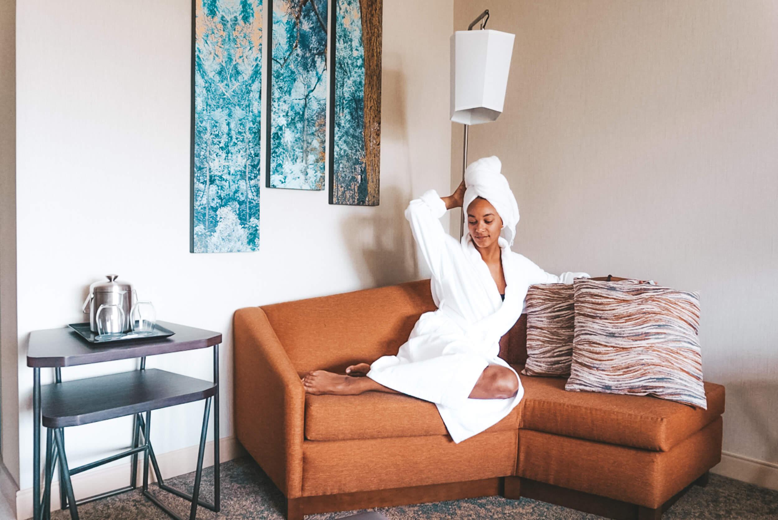 The Westin Buffalo - travel blogger ochristine