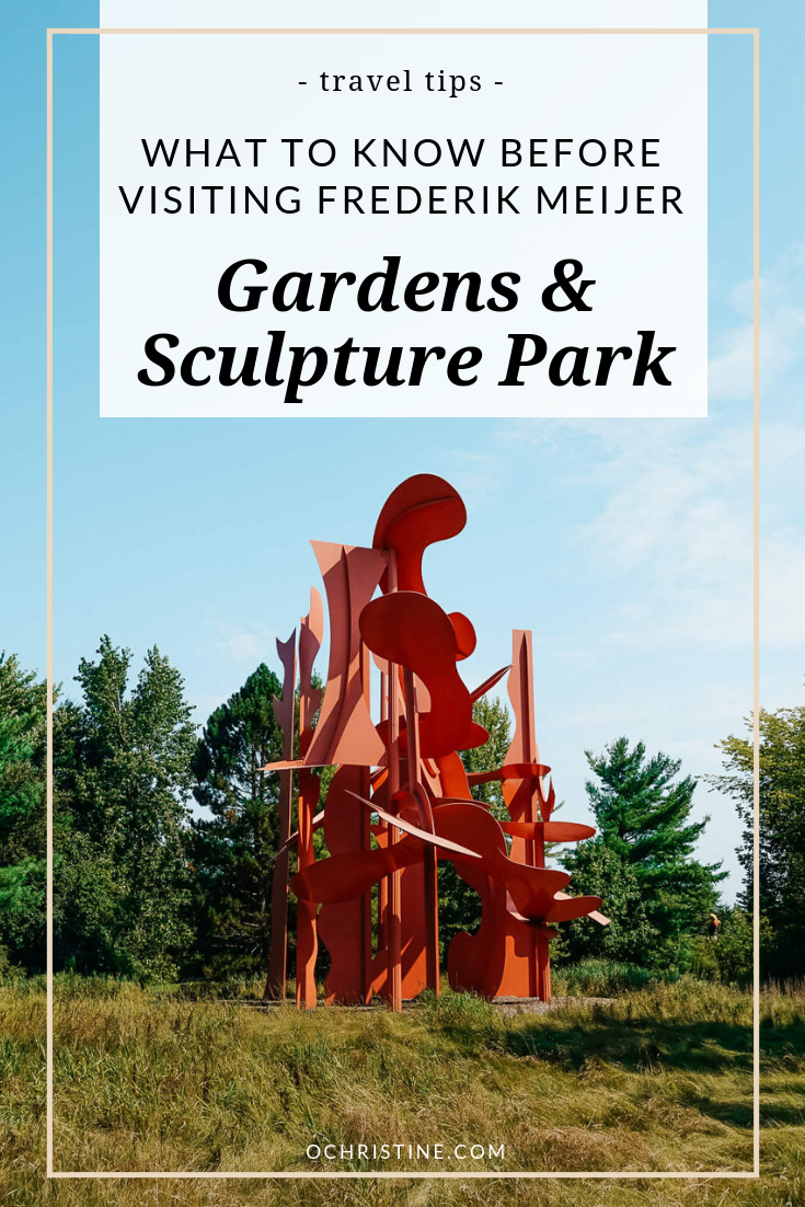 Is visiting Frederik Meijer Gardens and Sculpture Park worth it