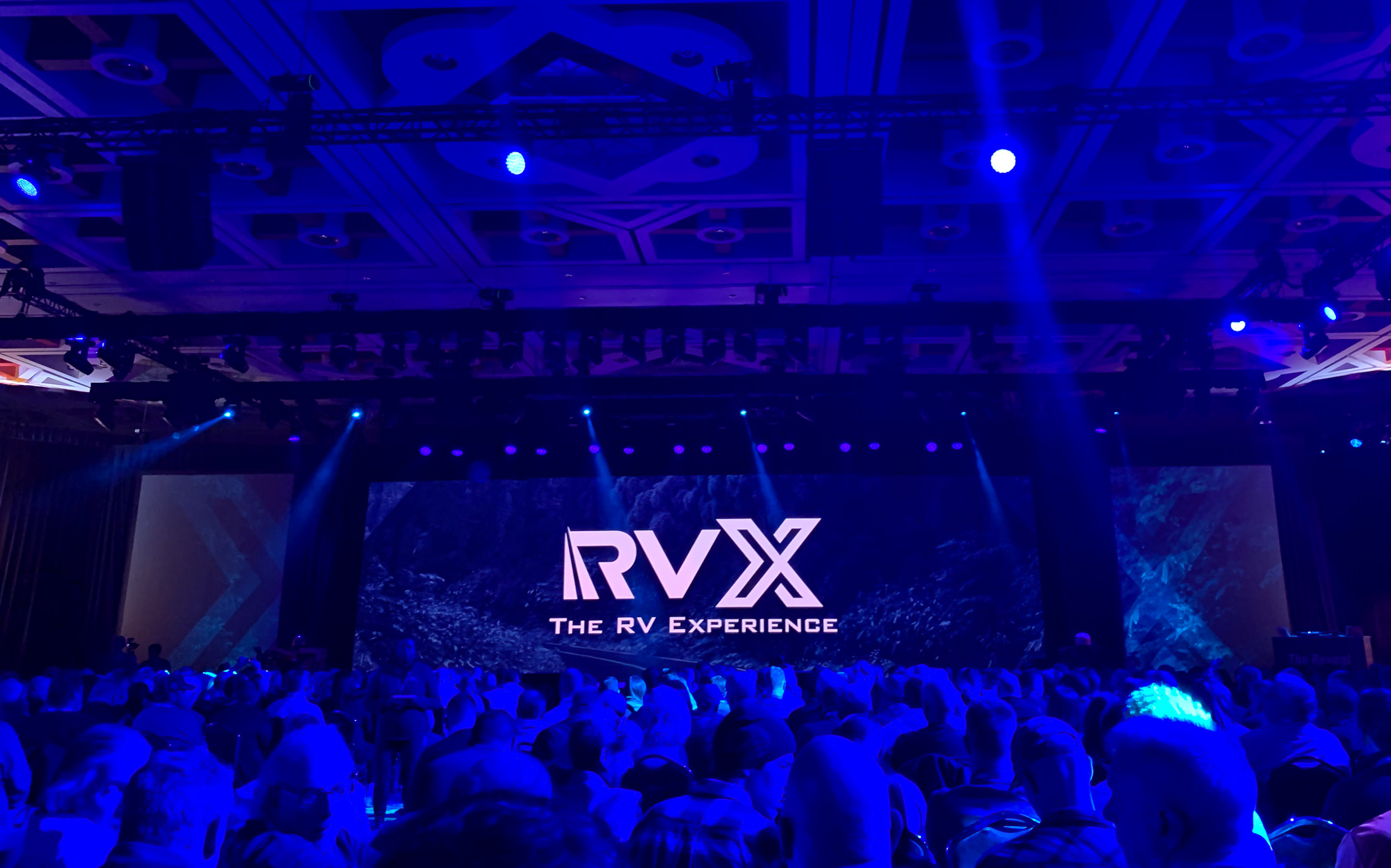 RVX event review - ochristine
