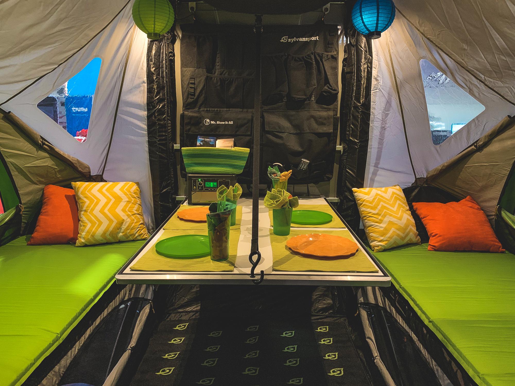 SylvanSport RVX - outdoor adventure RV - ochristine