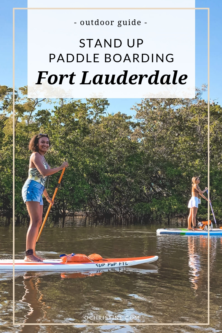 Paddle Boarding Fort Lauderdale Tours - ochristine