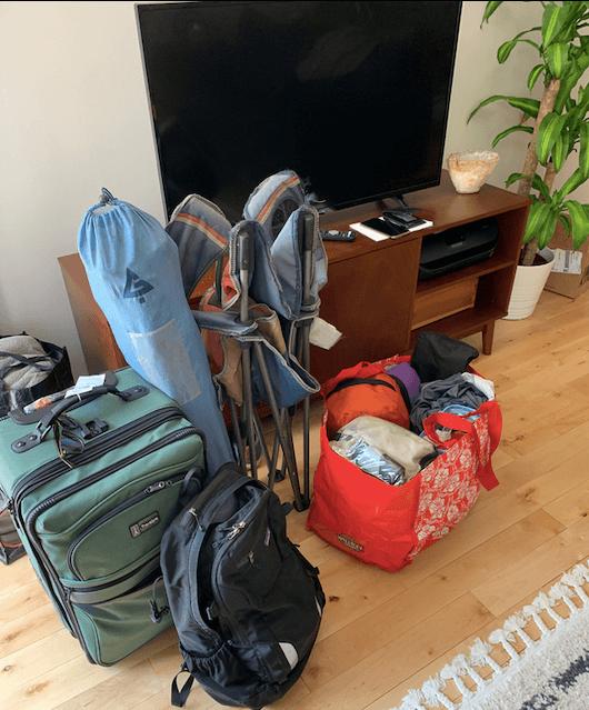 RV and road trip essentials - ochristine