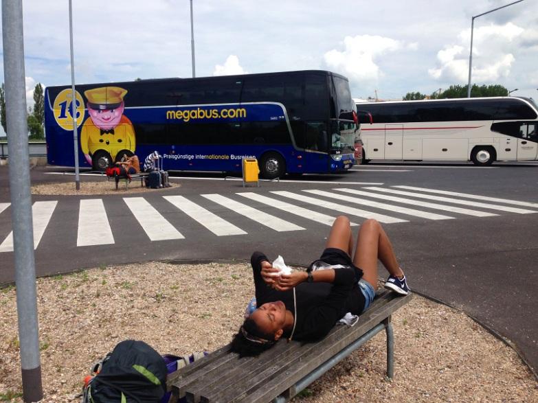 Megabus has loads of bus routes in Europe