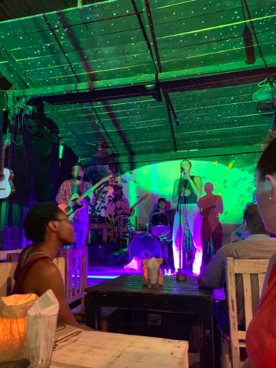 Live Music at Batey's in Tulum Pueblo