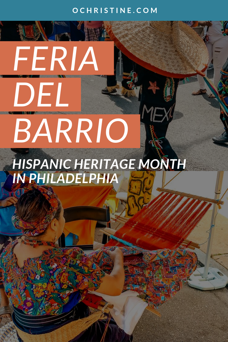 Hispanic Heritage Month in Philadelphia at Feria del Barrio