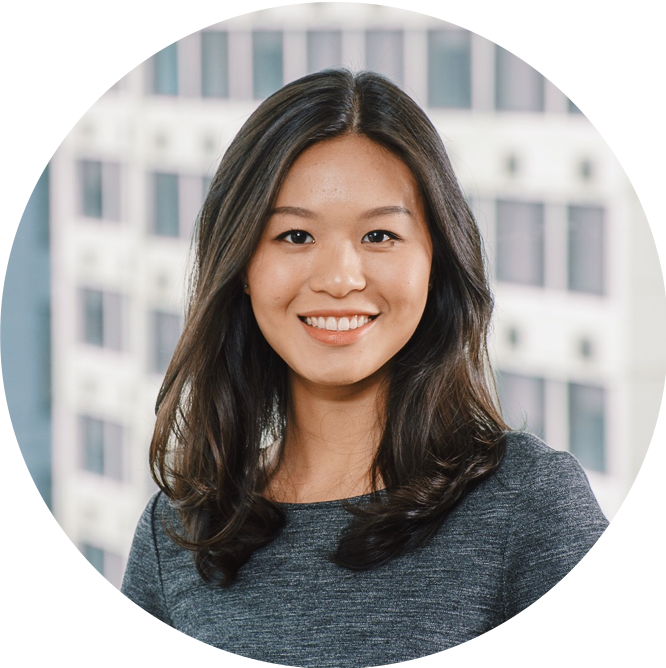 Claire Huang, Wharton MBA '20, Co-President