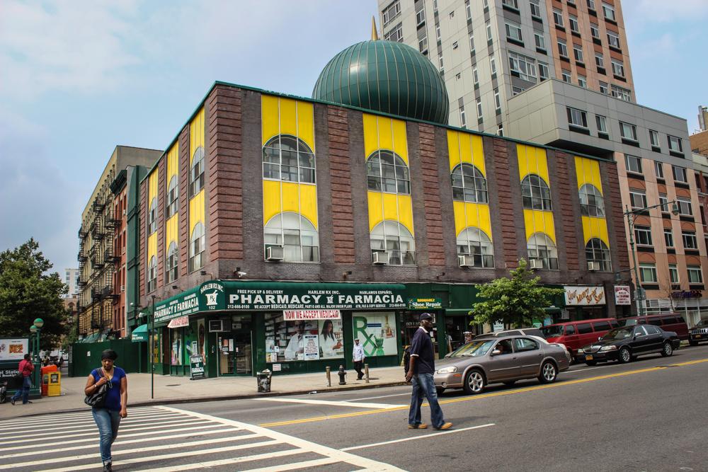 Photo courtesy of The Digital Media Training Program at Mist Harlem