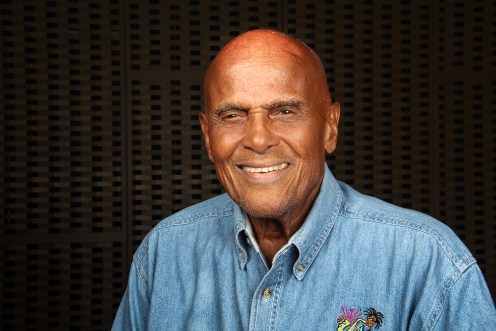 Harry Belafonte is a Harlem-born singer, actor and human rights activist.