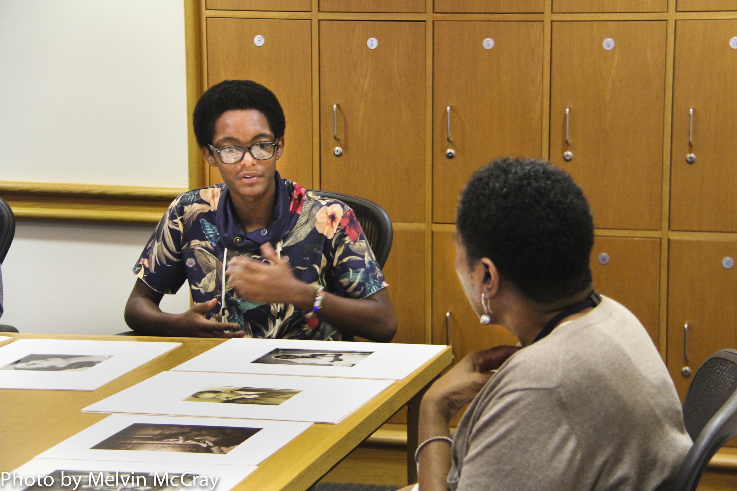 Mary Yearwood talks to Khadim Diop correct copyright.jpg