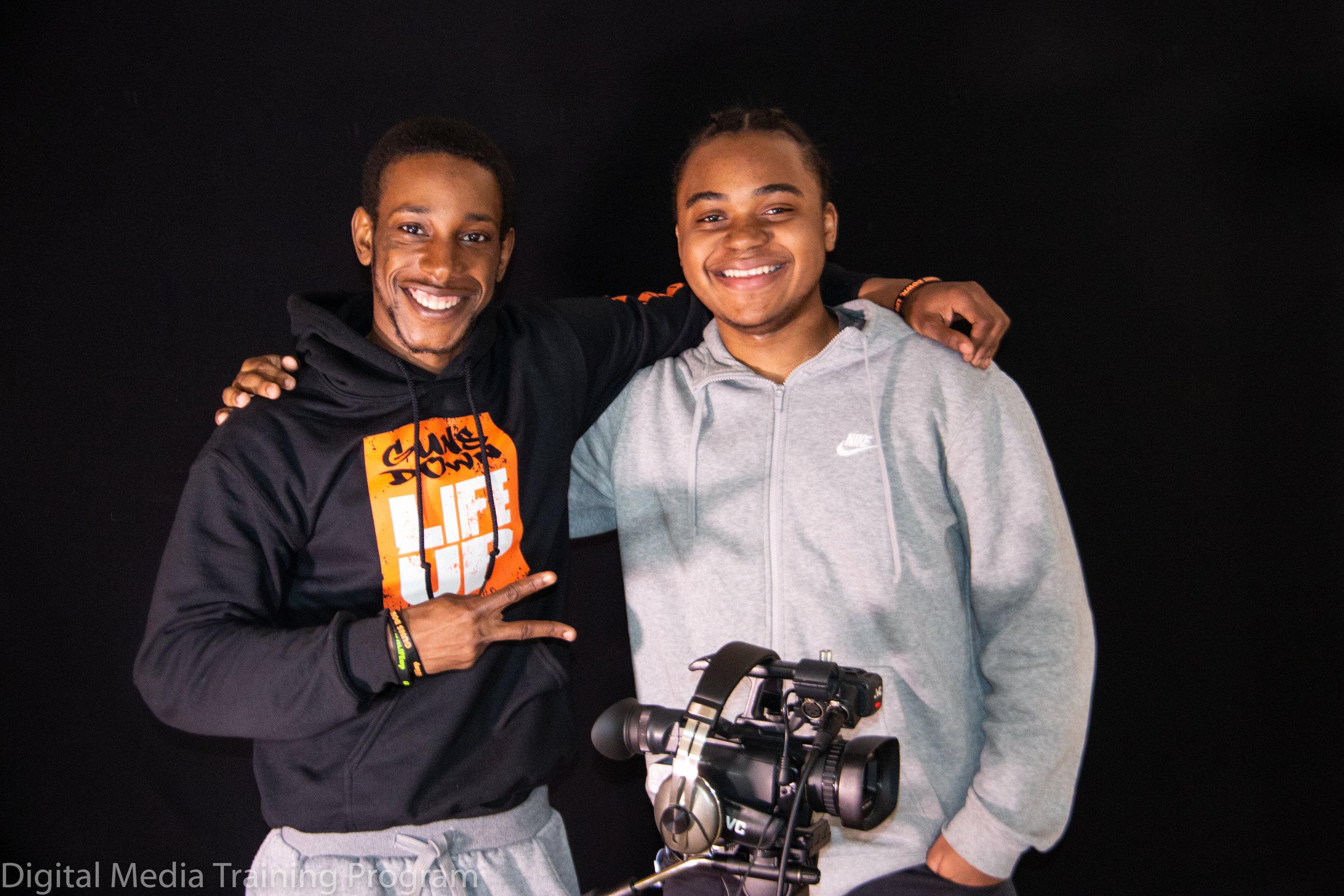 Keith Pope and Tyreek Robinson.jpg