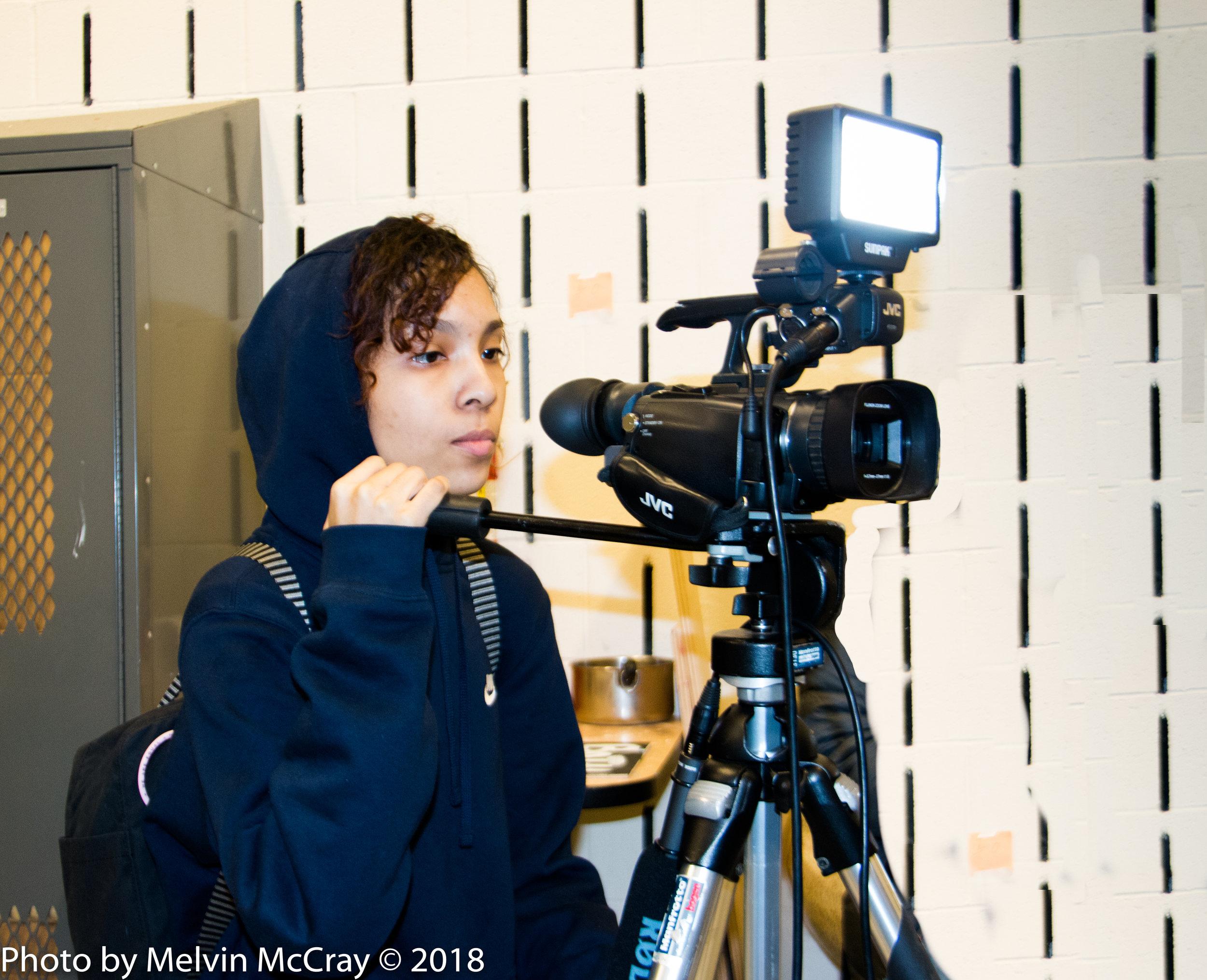 New Explorer students operates camera_.jpg