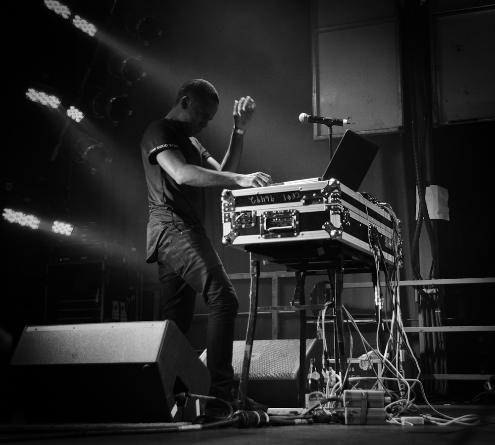 Lunice at M for Montreal