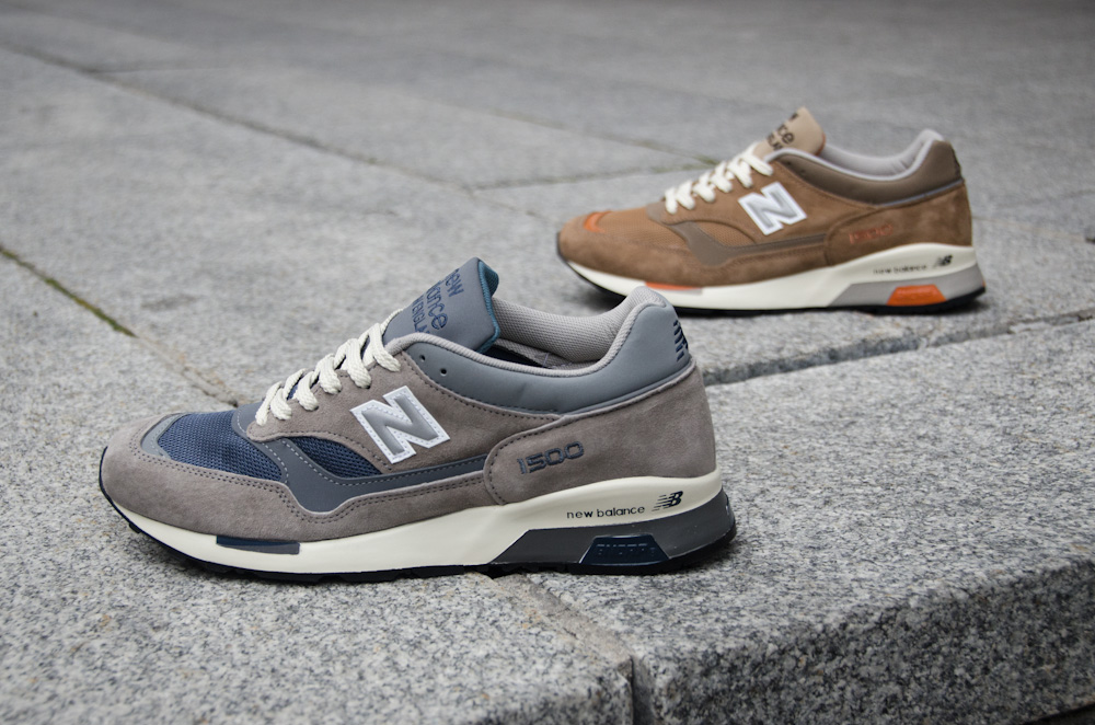 Norse Projects x New Balance 1500