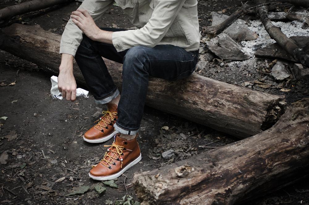 OHW X OTH - Jackrabbit Boots, Brown