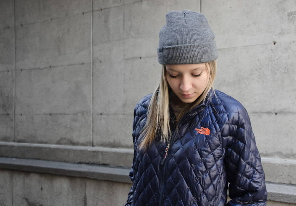 OTH Curfew Beanie    The North Face Women's Thermoball Jacket