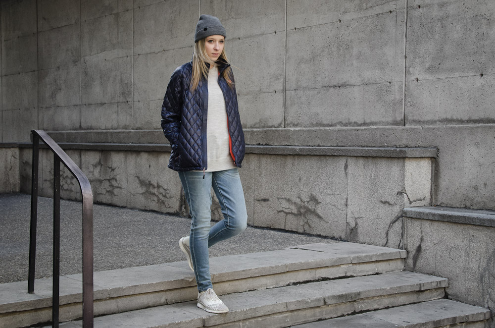OTH Curfew Beanie    The North Face Women's Thermoball Jacket    Mads Norgaard Katch Crewneck    Nike Free Inneva Woven