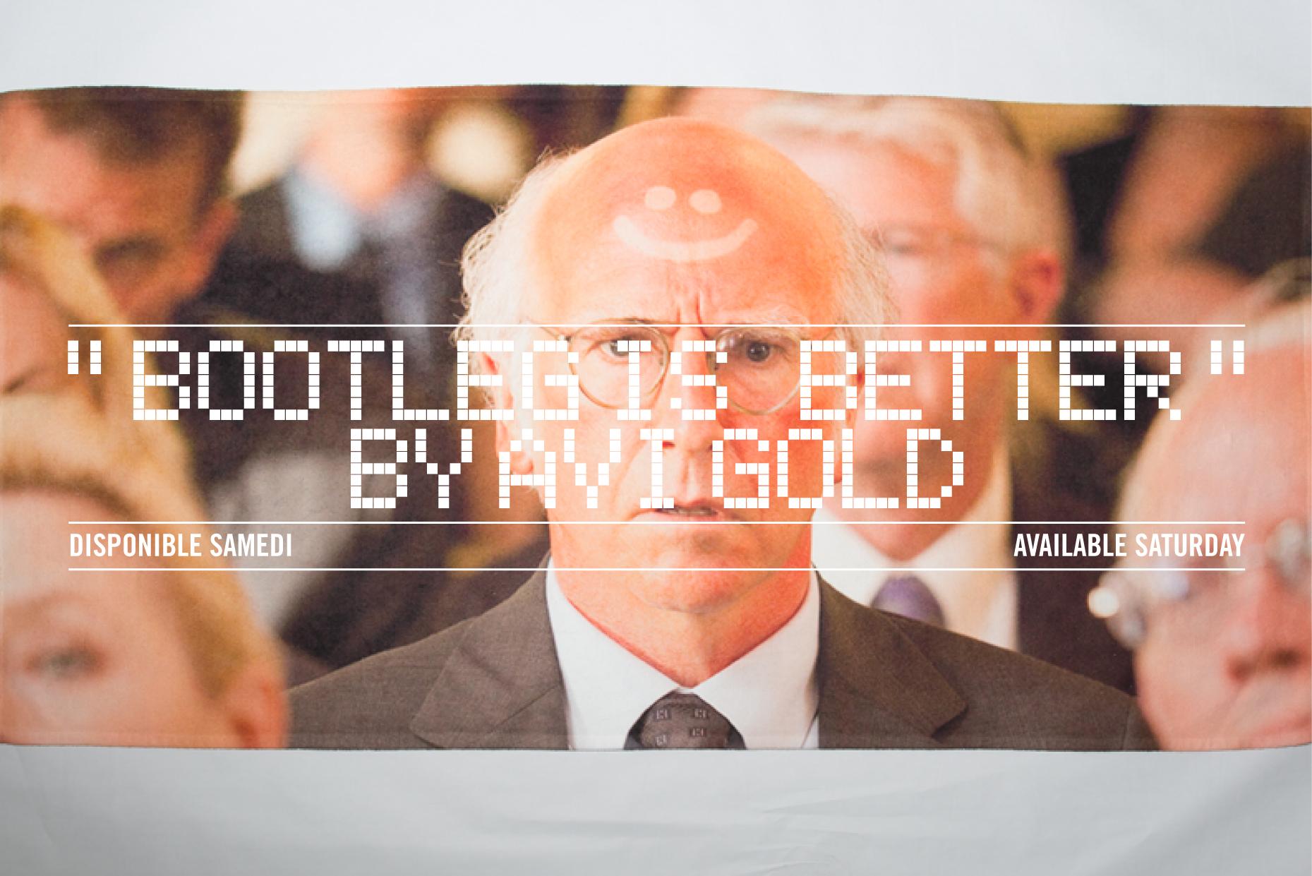 Boot is Better Avi Gold OTH