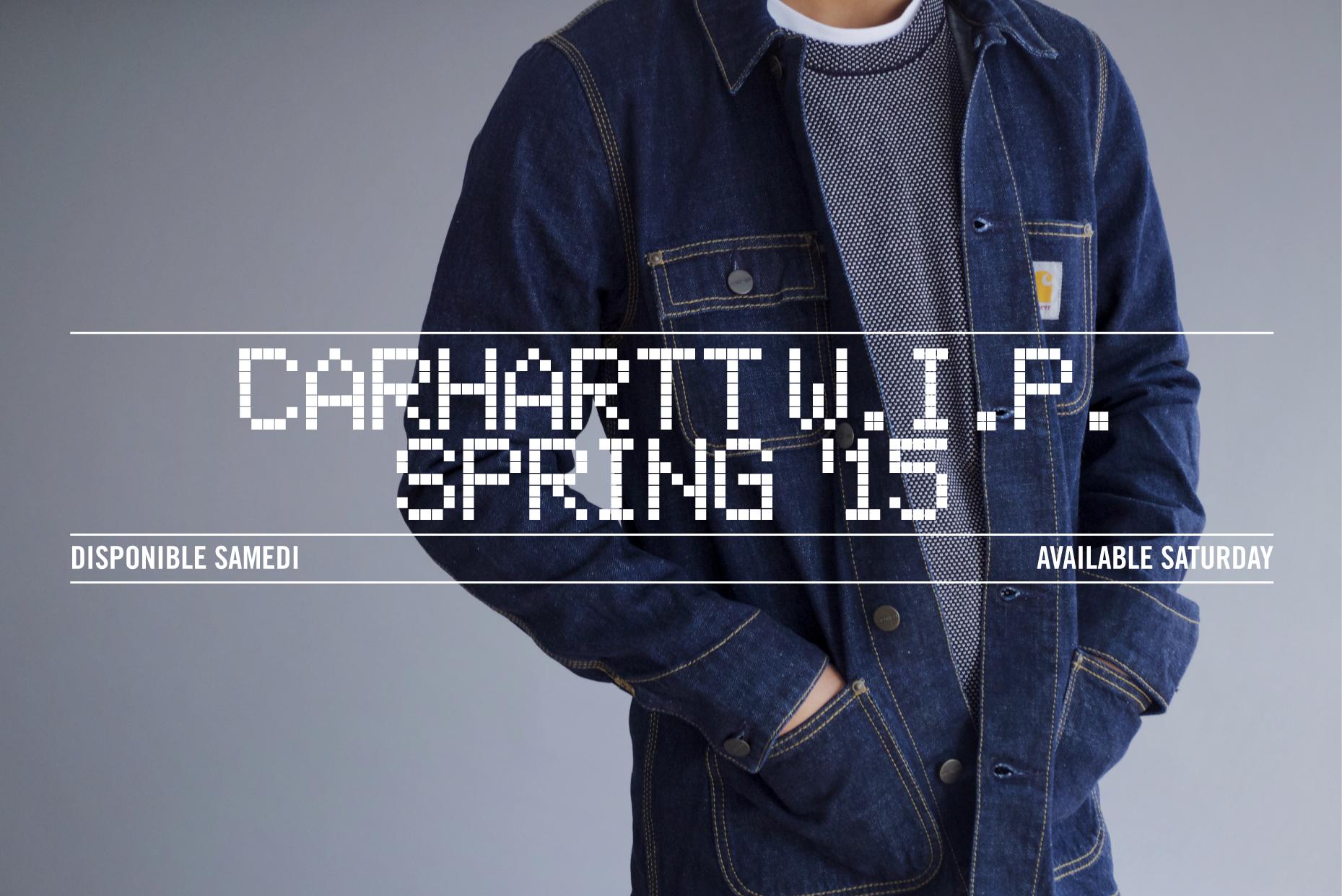 Carhartt WIP Spring 15 OTH