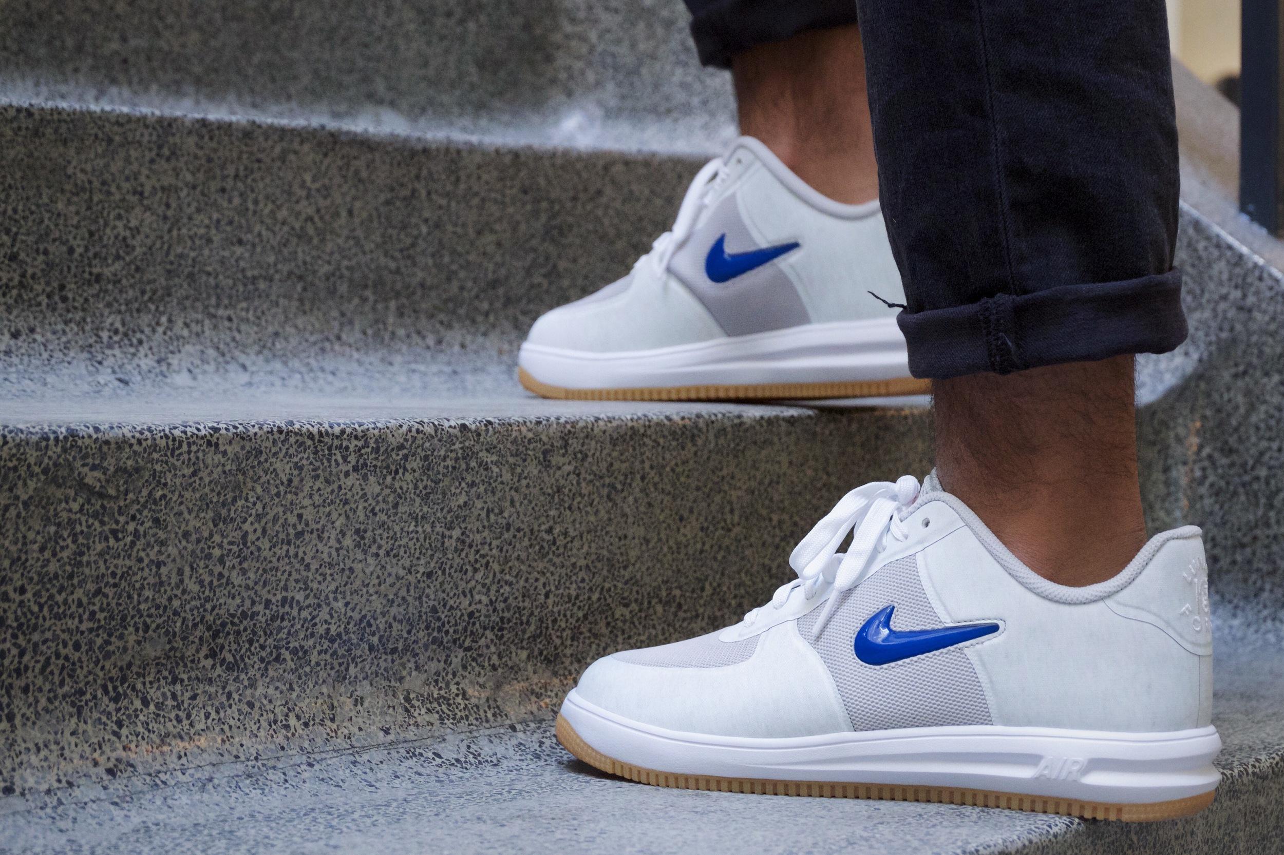 Nike x CLOT Lunar Force 1 OTH